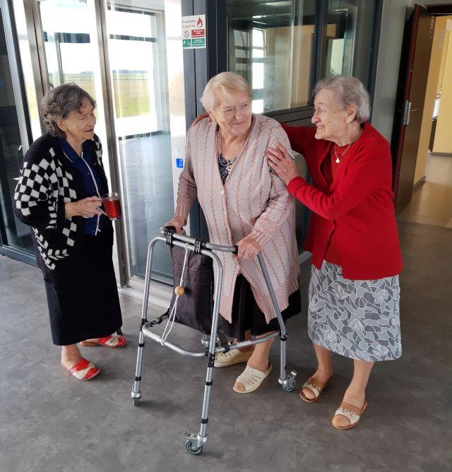 Całodobowa opieka w Domu Seniora Słoneczne Wzgórze